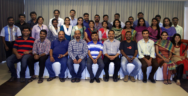 Participants of Architects Meet at Trivandrum