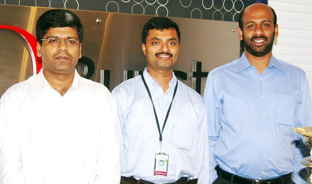 QBurst Founders