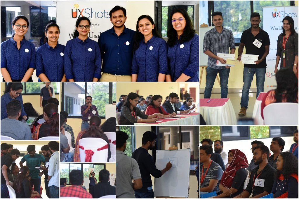 World Usability Day celebrations hosted by UX professionals of QBurst in Technopark, Trivandrum